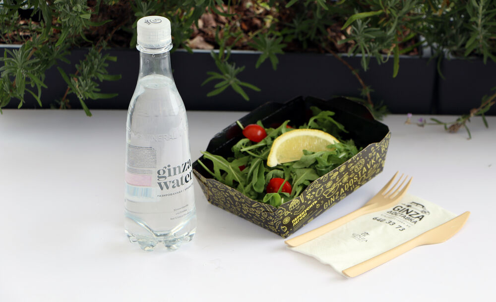 Ginza Water sparkling 400 ml