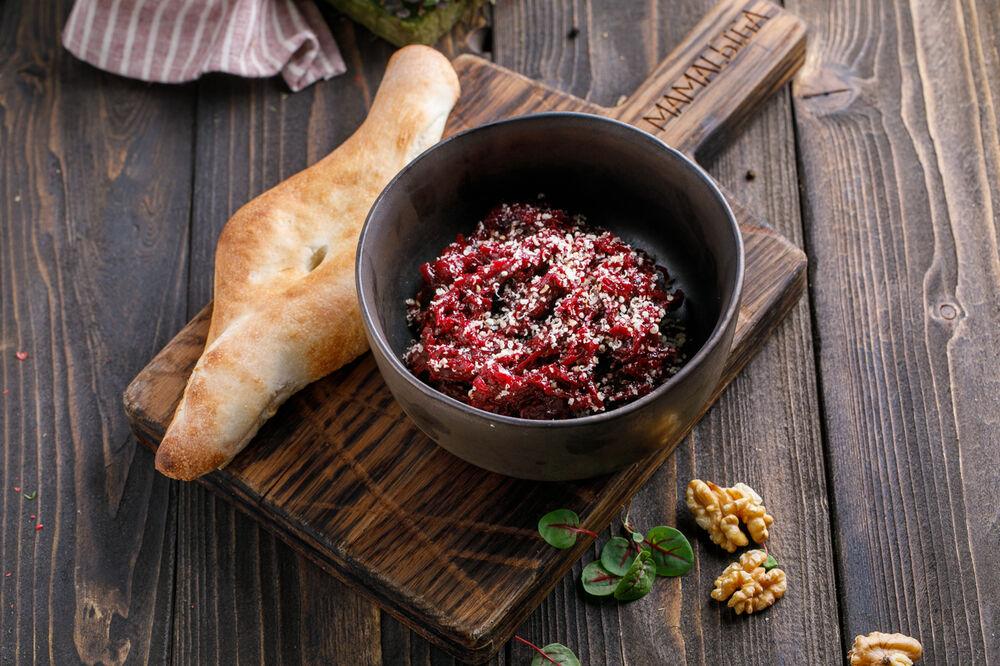 Beet spread by granny recipe