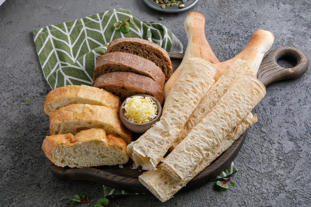 Armenian thin pita