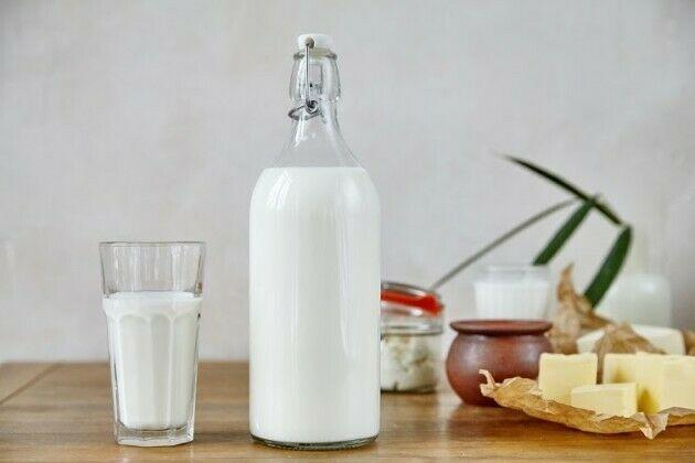 Milk for porridge