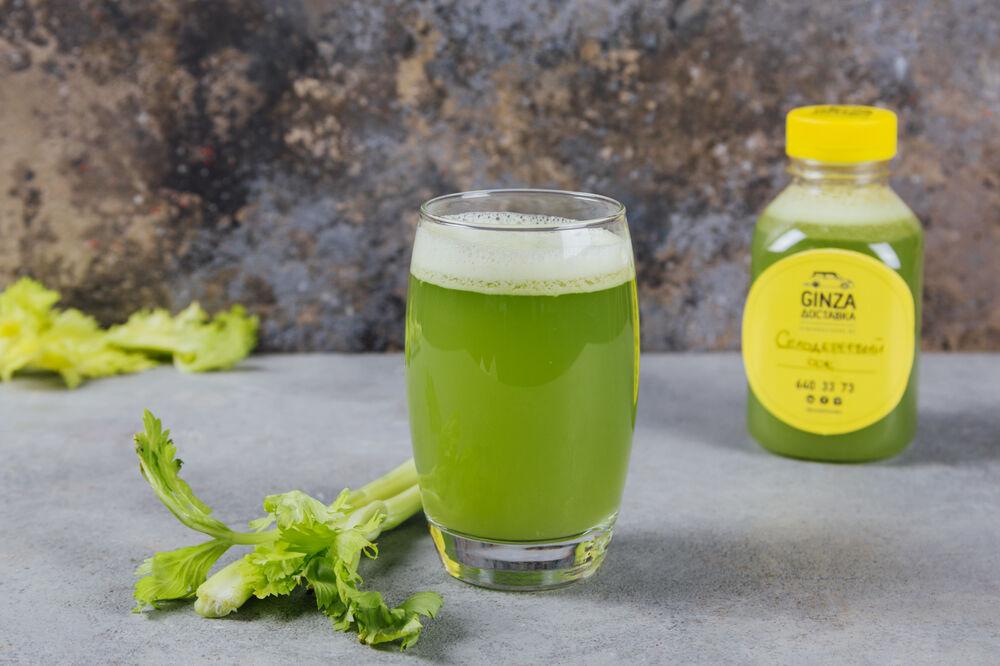 Celery juice 250 ml