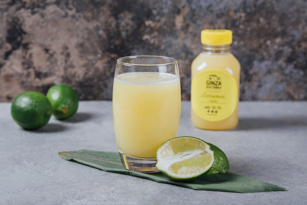 Lime fresh juice 250 ml