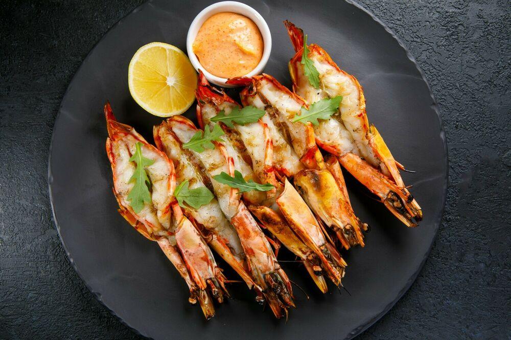 Argentine Shrimp