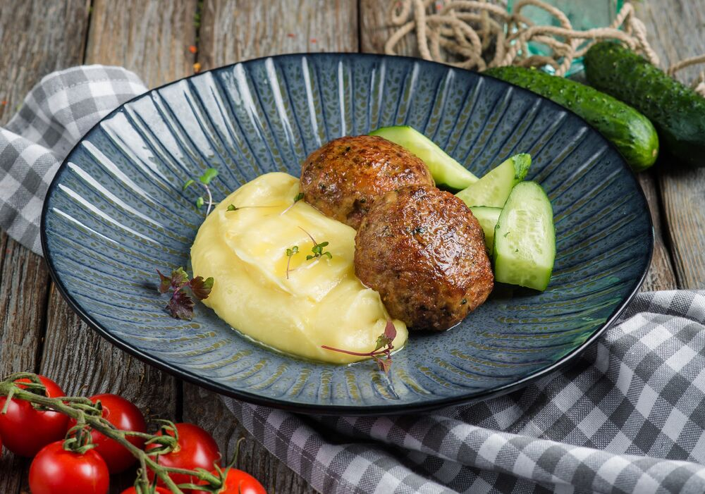 Cutlets by Petrovna