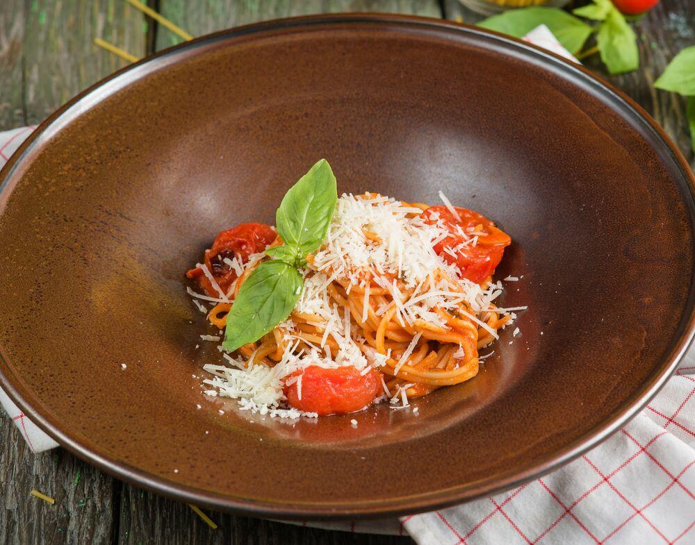 Spaghetti Pomidorini