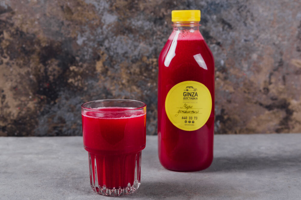 Crimson fruit drink 1 liter