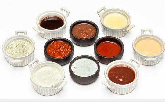 Truffle cream sauce