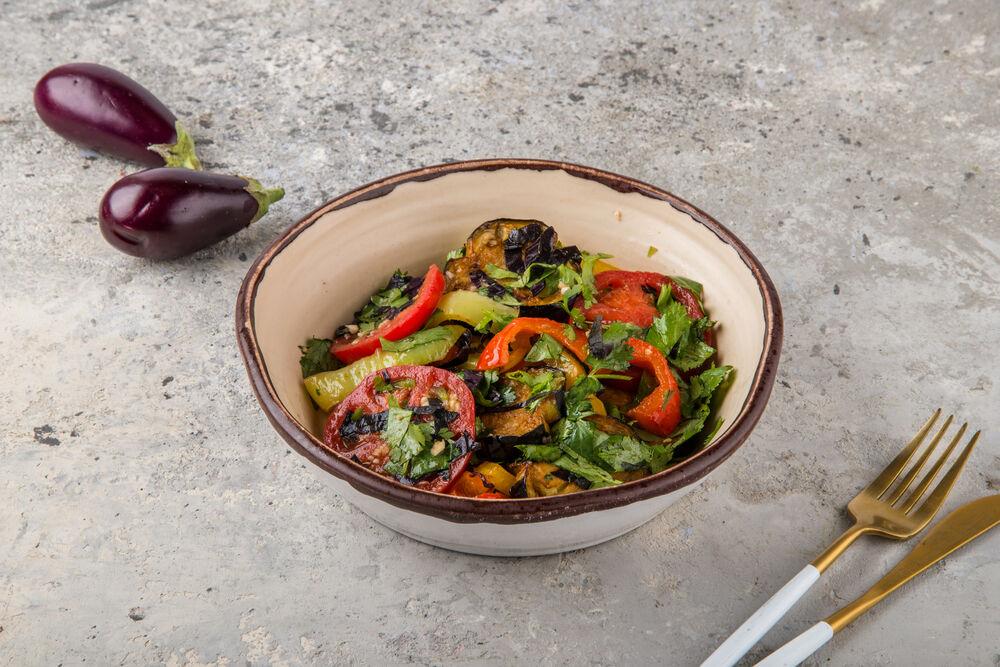 Gurian salad