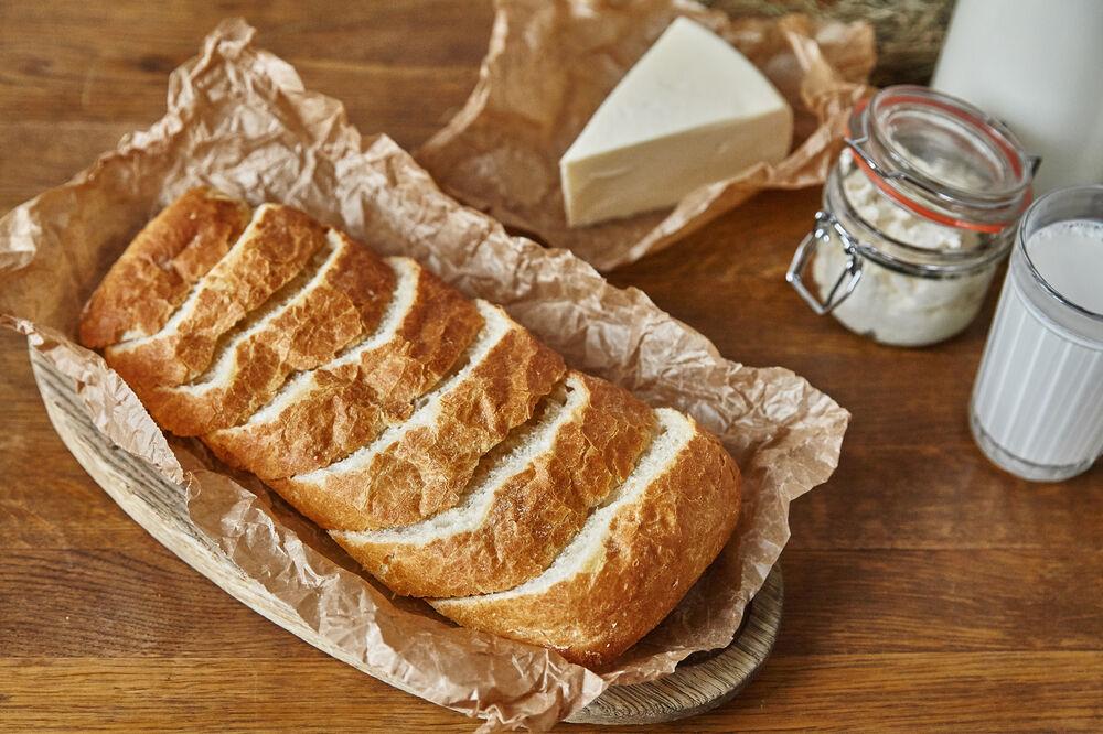 Homemade pastry (wheaten)