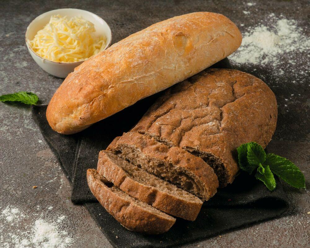 Homemade pastry (rye)