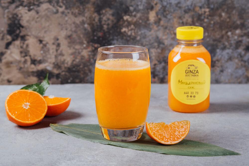 Tangerine fresh juice 250 ml