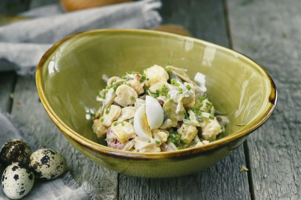 Dervish salad