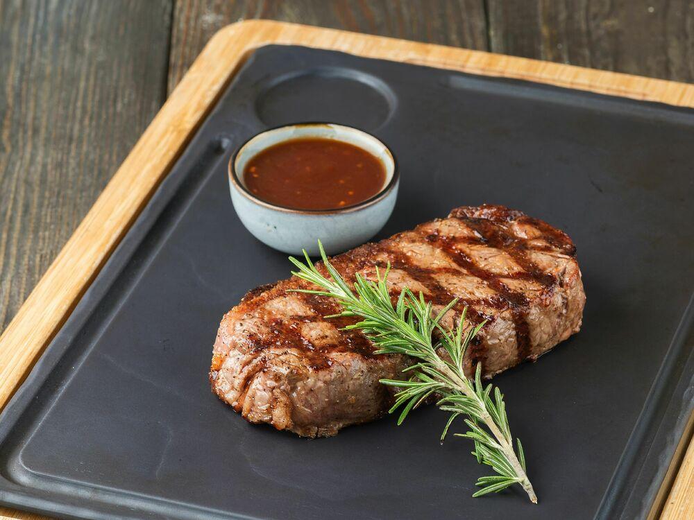 Steak sauce New York