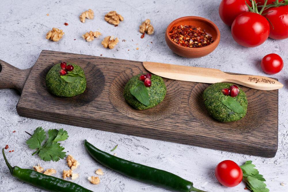 Spinach phali