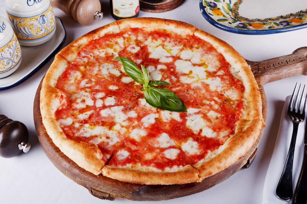 Рizza with Mozzarella Fior de Latte