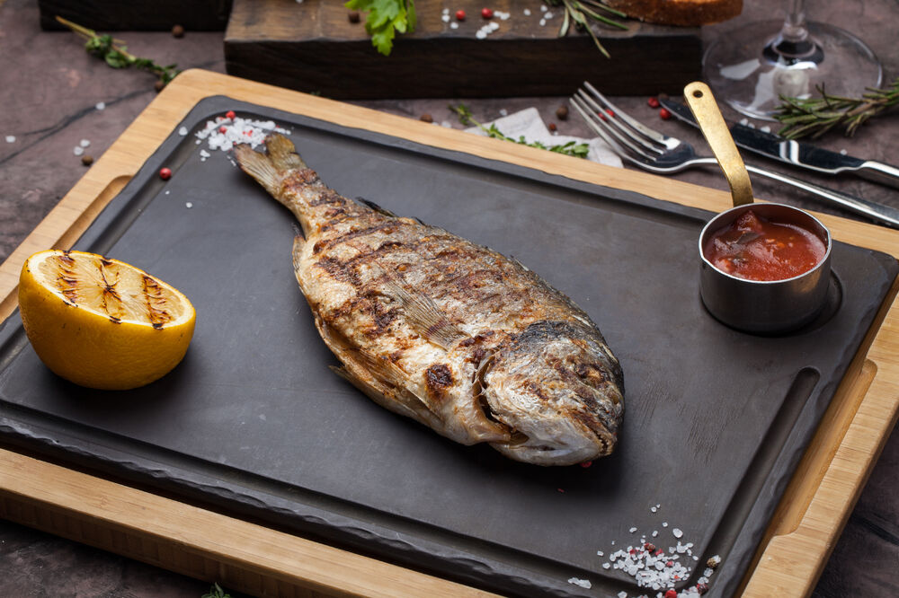 Grilled doradа