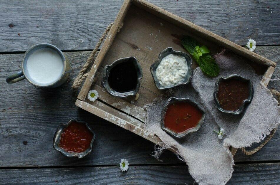 Sauce Tkemali