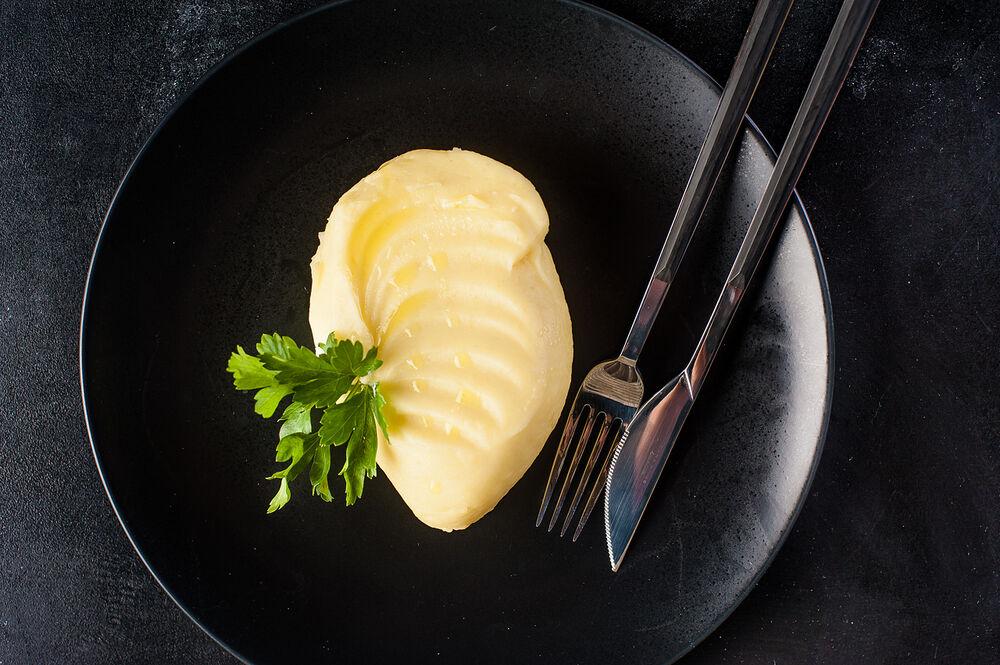 Mashed potatoes
