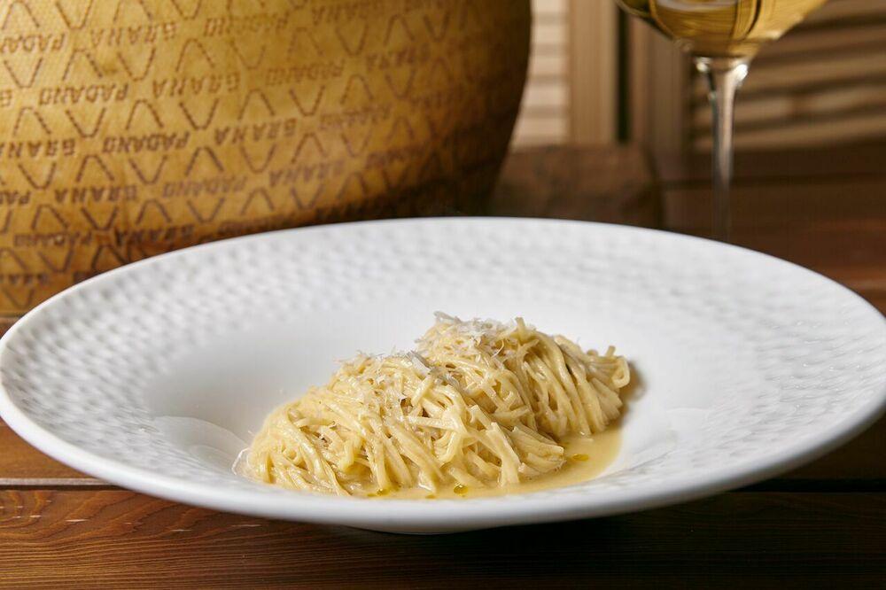 Tagliolini with Parmesan