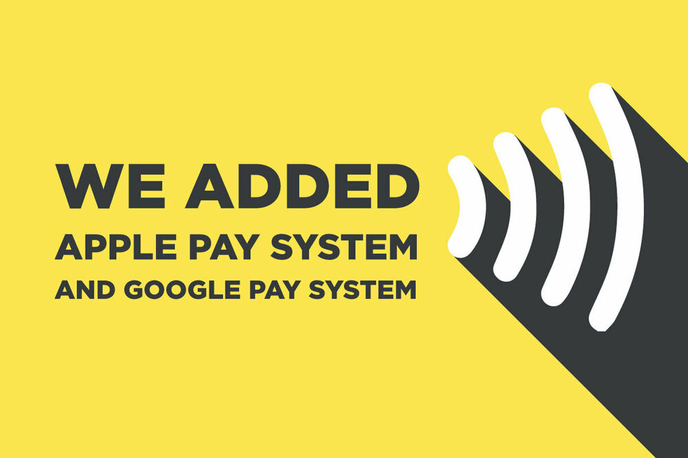 Apple Pay and Google Pay function